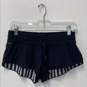Lululemon athletica Black shorts